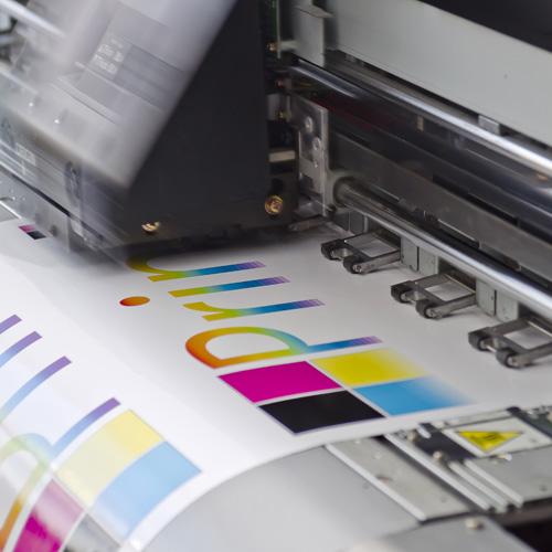 Drucktechnik Digital