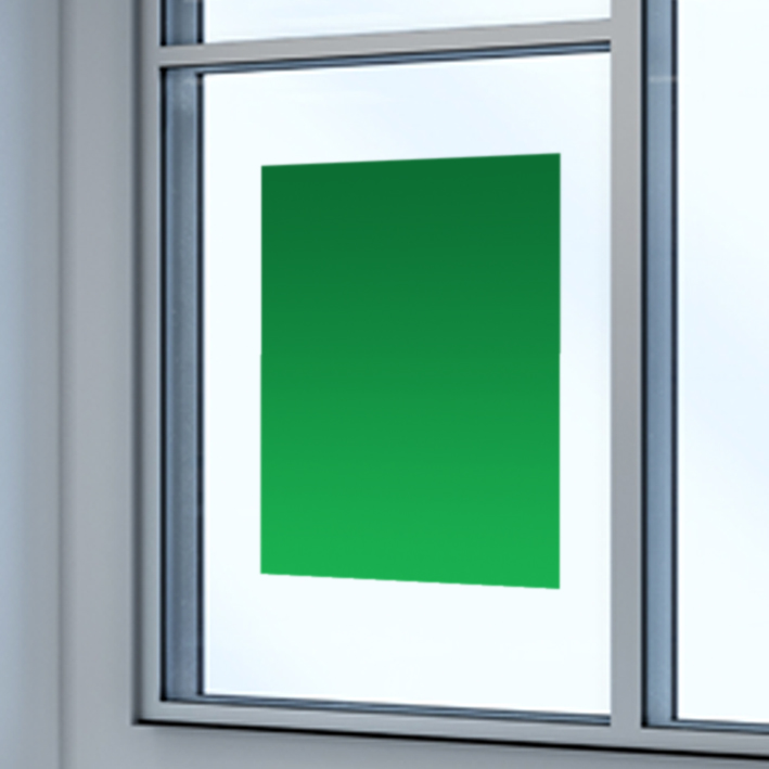 Fensterkleber